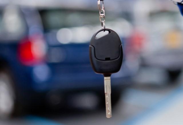 Locked Keys in Trunk