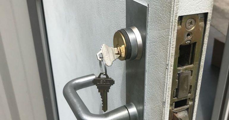 High-Security Door Locks